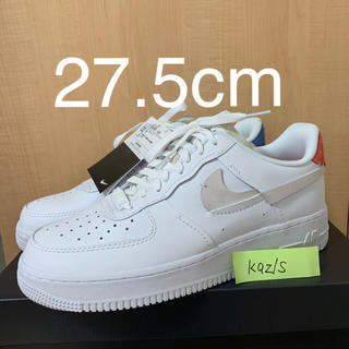NIKE - 27.5 NIKE AIR FORCE 1 VANDALIZED WMNS