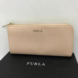フルラ(Furla)の⭐︎セール⭐︎ フルーラ ラウンド 長財布 ピンク レディース FURLA(財布)