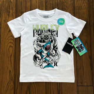 ハーレー(Hurley)のHurley新品ボーイズ用色が変わるTシャツ 鮫 シャーク 110 120(Tシャツ/カットソー)