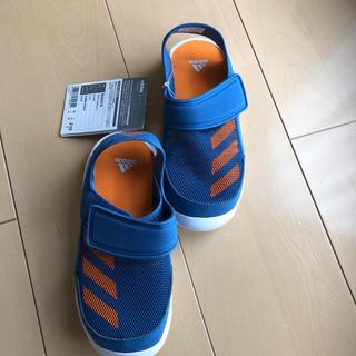 adidas - 新品未使用 adidas 21㎝ サンダル アディダス キッズ ⭐︎