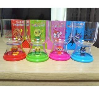 アンパンマン - 【新品・未使用】アンパンマン フィギュアカップ 全4種類