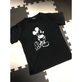 ミッキー Tシャツ レディース(Tシャツ(半袖/袖なし))