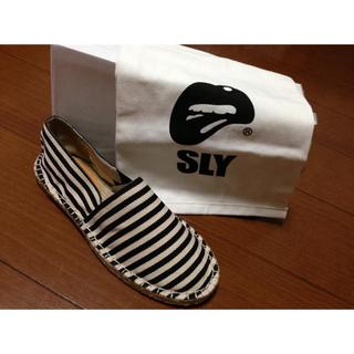 スライ(SLY)のSLY エスパドリーユ(スニーカー)