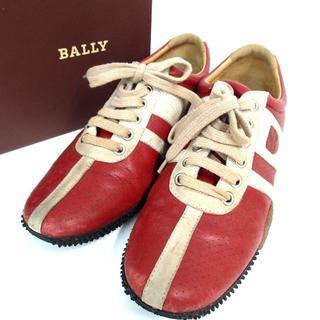 バリー(Bally)のバリー 22.0 シューズ レザー レディース 27-101(スニーカー)