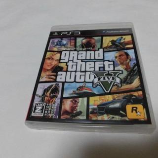 PlayStation3 - 美品 グランド・セフト・オートV CEROレーティング「Z」PS3