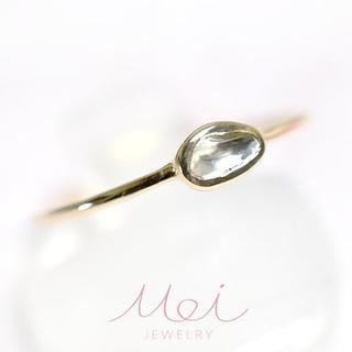 メイジュエリー K18  レア! ダイヤモンド リング(リング(指輪))