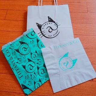 ティファニー(Tiffany & Co.)のティファニーカフェ3点セット(ショップ袋)