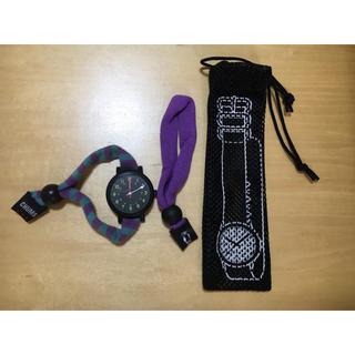 チャムス(CHUMS)のチャムス 美品 腕時計 TICK  TACK(腕時計)