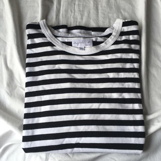 アニエスベー(agnes b.)のagnesb アニエスベー ボーダー 長袖 T2(Tシャツ(長袖/七分))