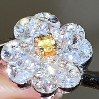 K18 サファイア リング マスミカサハラ 指輪(リング(指輪))
