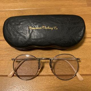 テンダーロイン(TENDERLOIN)の人気品! ATLAST 白山眼鏡 サングラス メガネ EXILE アツシ 限定(サングラス/メガネ)