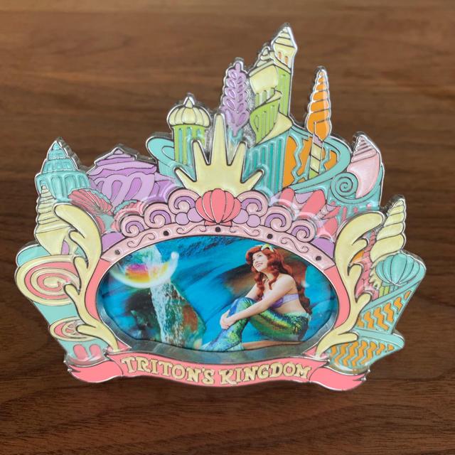 Disney(ディズニー)のディズニー フォトフレーム  実写 エンタメ/ホビーのおもちゃ/ぬいぐるみ(キャラクターグッズ)の商品写真