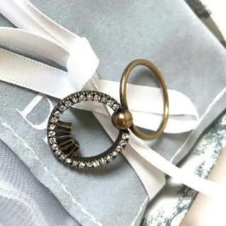 ディオール(Dior)の19ssDior ディオール レディース  リング 7 (リング(指輪))