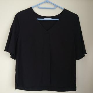 オペークドットクリップ(OPAQUE.CLIP)のオペーク トップス プルオーバーシャツ (カットソー(半袖/袖なし))