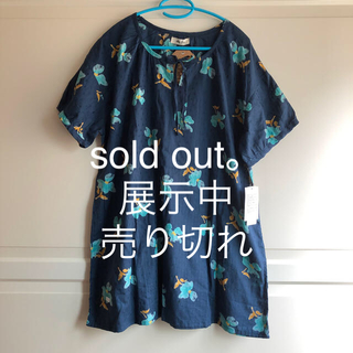 Aラインチュニック sold out(チュニック)