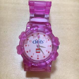 レゴ(Lego)のLEGO 腕時計 レディース Clikits Hearts 限定品 レア(腕時計)