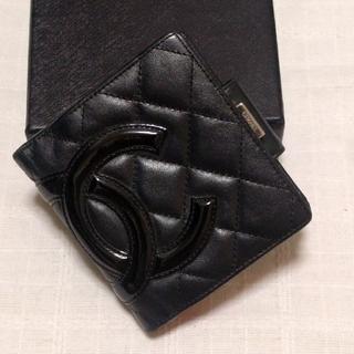 CHANEL - CHANEL カンボンライン 財布 美品