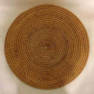 ムジルシリョウヒン(MUJI (無印良品))のランチョンマット ディッシュマット アタ(テーブル用品)