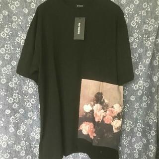 RAF SIMONS - Rafsimons 権力の美学 Tシャツ 黑