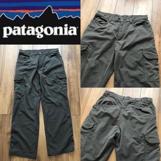 パタゴニア(patagonia)の早い者勝ち!Patagonia パタゴニア マルチ ポケット カーゴ パンツ (ワークパンツ/カーゴパンツ)
