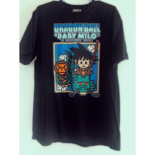 A BATHING APE - BAPE DRAGON BALL メンズ M size 新品
