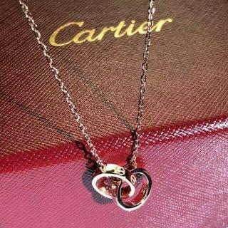 Cartier - Cartier カルティエ LOVE ラブ ネックレス