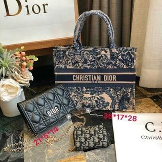 Dior - diorトートバッグ3点セット