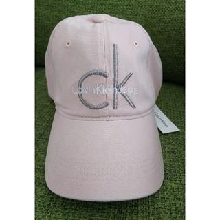 カルバンクライン(Calvin Klein)のCalvin Klein キャップ 帽子 ピンク(キャップ)