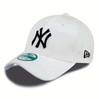 ニューエラー(NEW ERA)のヤンキース キャップ ホワイト(キャップ)