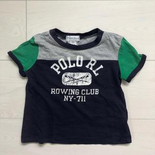 ポロラルフローレン(POLO RALPH LAUREN)のポロ ラルフローレン Tシャツ 70cm(Tシャツ)