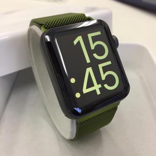 Apple Watch - Apple Watch series2 スペースグレー