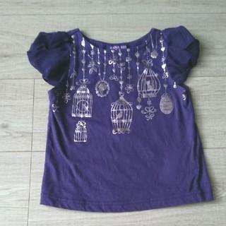 ANNA SUI mini  Tシャツ 110サイズ