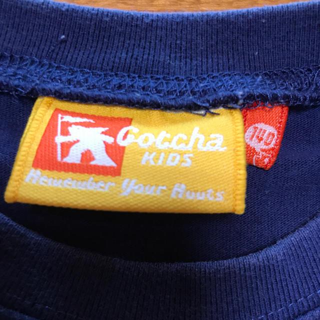 GOTCHA(ガッチャ)のGOTCHA 140Tシャツ★お値下げ キッズ/ベビー/マタニティのキッズ服 男の子用(90cm~)(Tシャツ/カットソー)の商品写真