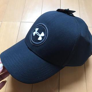 UNDER ARMOUR - 新品 タグ付き アンダーアーマー キャップ 帽子 ゴルフキャップ レディース