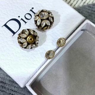 ディオール(Dior)のDIOR  ディオール  アクセサリー ピアス(ピアス)