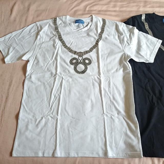 Disney(ディズニー)のディズニー ペアTシャツ レディースのトップス(Tシャツ(半袖/袖なし))の商品写真