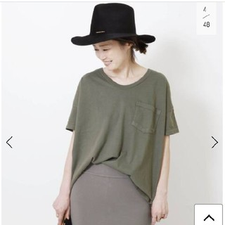 ドゥーズィエムクラス(DEUXIEME CLASSE)の人気!スカルゴーンTシャツ☆美品(Tシャツ(半袖/袖なし))