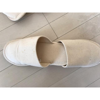 ムジルシリョウヒン(MUJI (無印良品))のスリッパ  まとめ売り 10足 無印良品 綿製(その他)