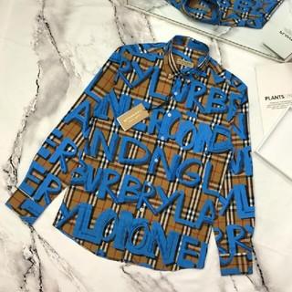 BURBERRY - メンズ シャツ ファッション おしゃれ カッコいい トップス 送料無料