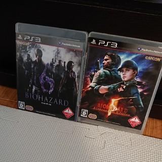 PlayStation3 - バイオハザード プレステ3ソフト 2枚組