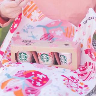 スターバックスコーヒー(Starbucks Coffee)のスタバ さくらクロス 風呂敷 (ノベルティグッズ)