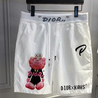ディオール(Dior)のDior ディオール メンズ ショートパンツ ホワイト(ショートパンツ)