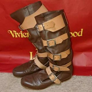 Vivienne Westwood - ヴィヴィアン パイレーツ ブーツ