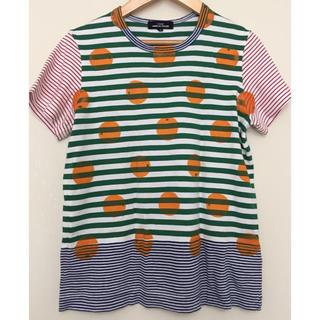 コムデギャルソン(COMME des GARCONS)のtricot COMME des GARCONS  ボーダー Tシャツ(Tシャツ(半袖/袖なし))