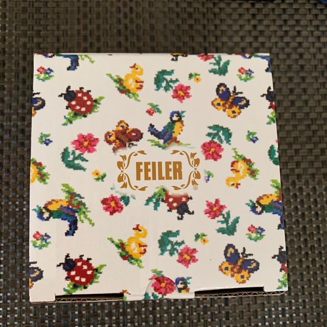 FEILER(フェイラー)のフェイラー  非売品 ハイジ コンテナ。 インテリア/住まい/日用品のキッチン/食器(容器)の商品写真