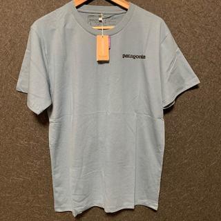 patagonia - Patagonia Tシャツ Lサイズ ブルー