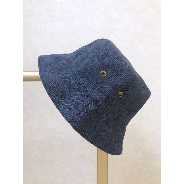 LOUIS VUITTON(ルイヴィトン)の インスタで人気【ルイヴィトン】'19モノグラム デニムハット レディースの帽子(ハット)の商品写真