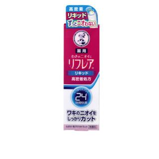 メンソレータム(メンソレータム)のリフレア リキッド6本(制汗/デオドラント剤)