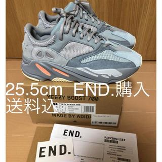 アディダス(adidas)の定価以下 adidas YEEZY BOOST 700 inertia 25.5(スニーカー)