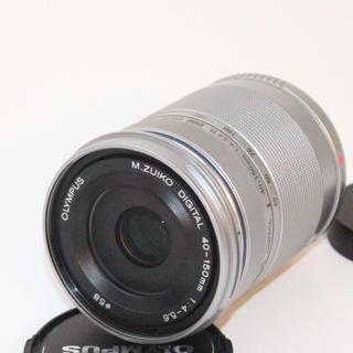 OLYMPUS - ⭐️ミラーレス用望遠⭐️OLYMPUS M.ZUIKO 40-150mm レンズ
